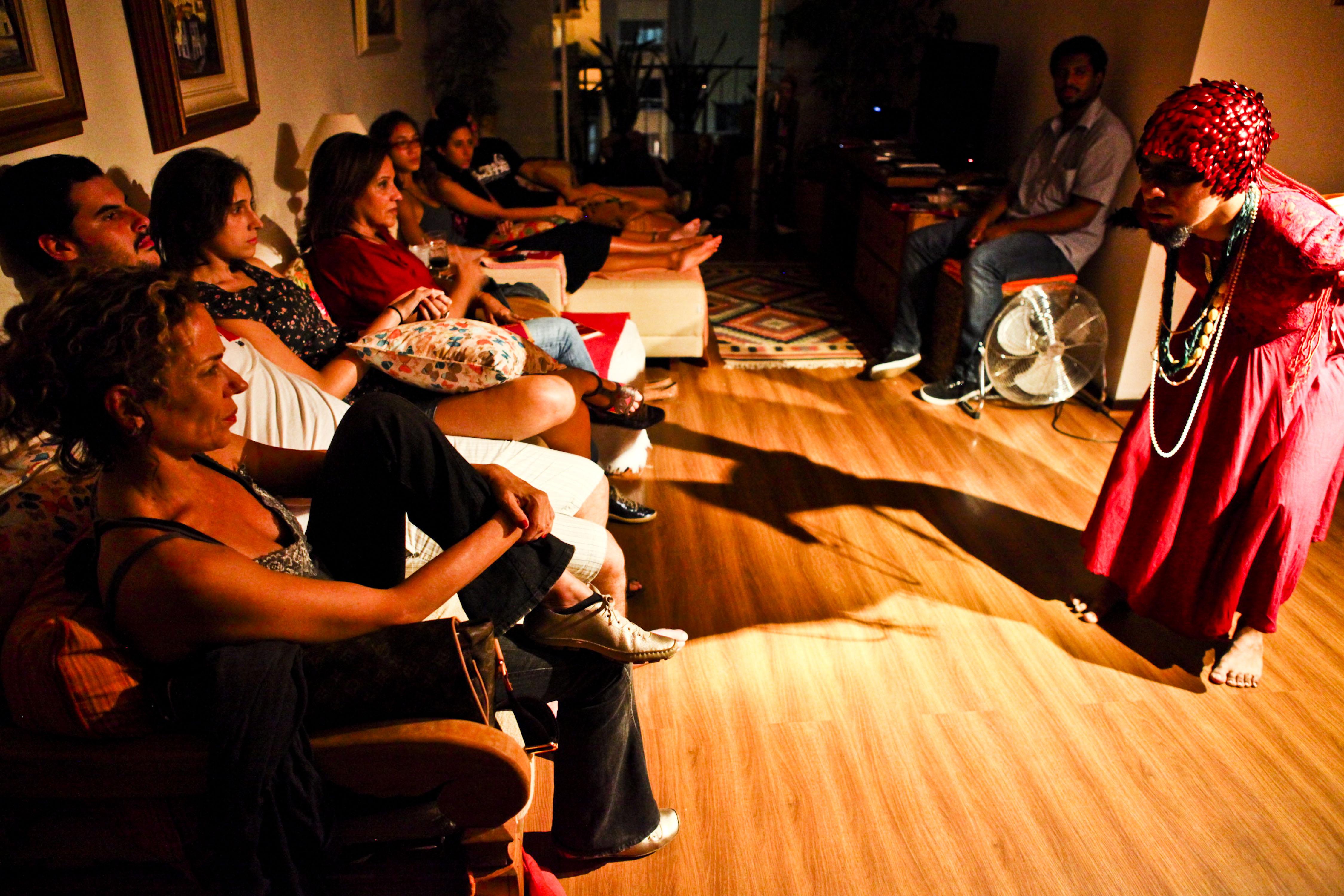 Home Theatre press image 1