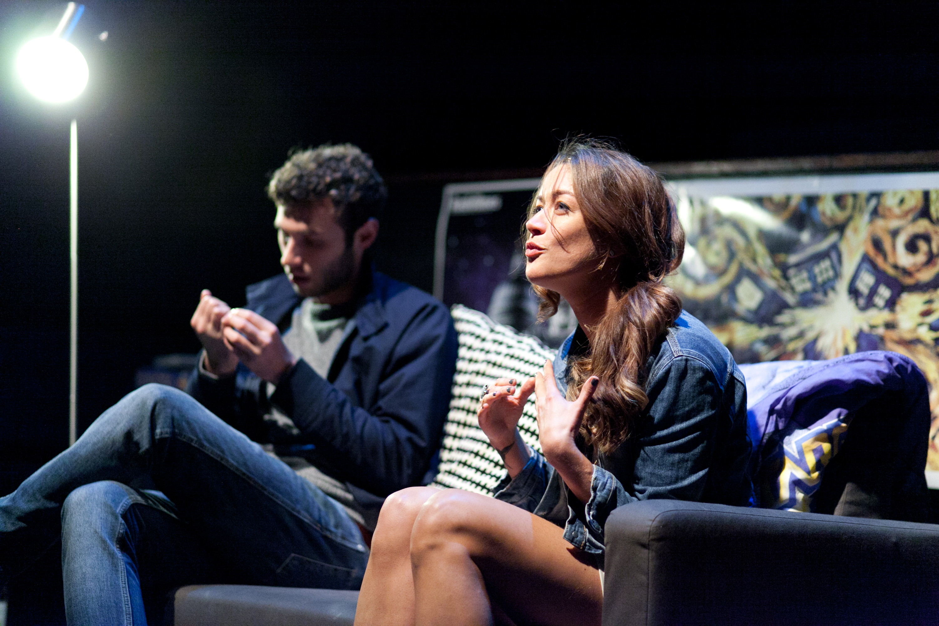 AnotherWay9Julie Atherton (Carrie) Andy Coxon (Oliver)PhotosDarren Bell