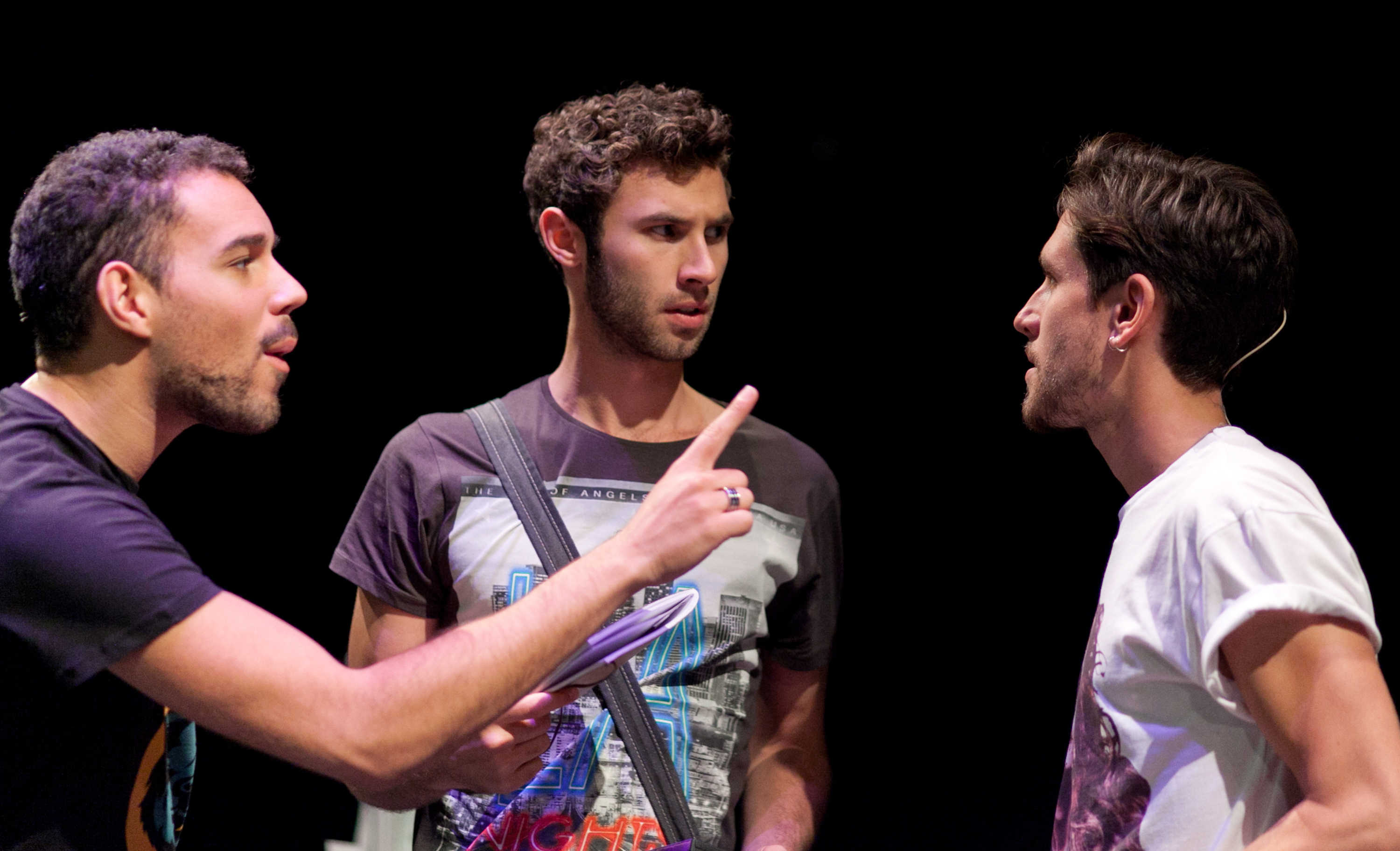 AnotherWayAidenCrawford(Sam)Andy Coxon (Oliver) Bart Edwards (TobyPhotosDarren Bell