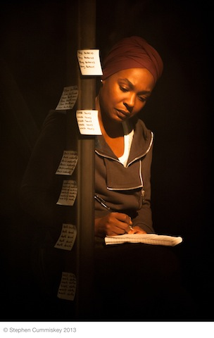 Nut by Debbie Tucker Green / National Theatre (The Shed Theatre,