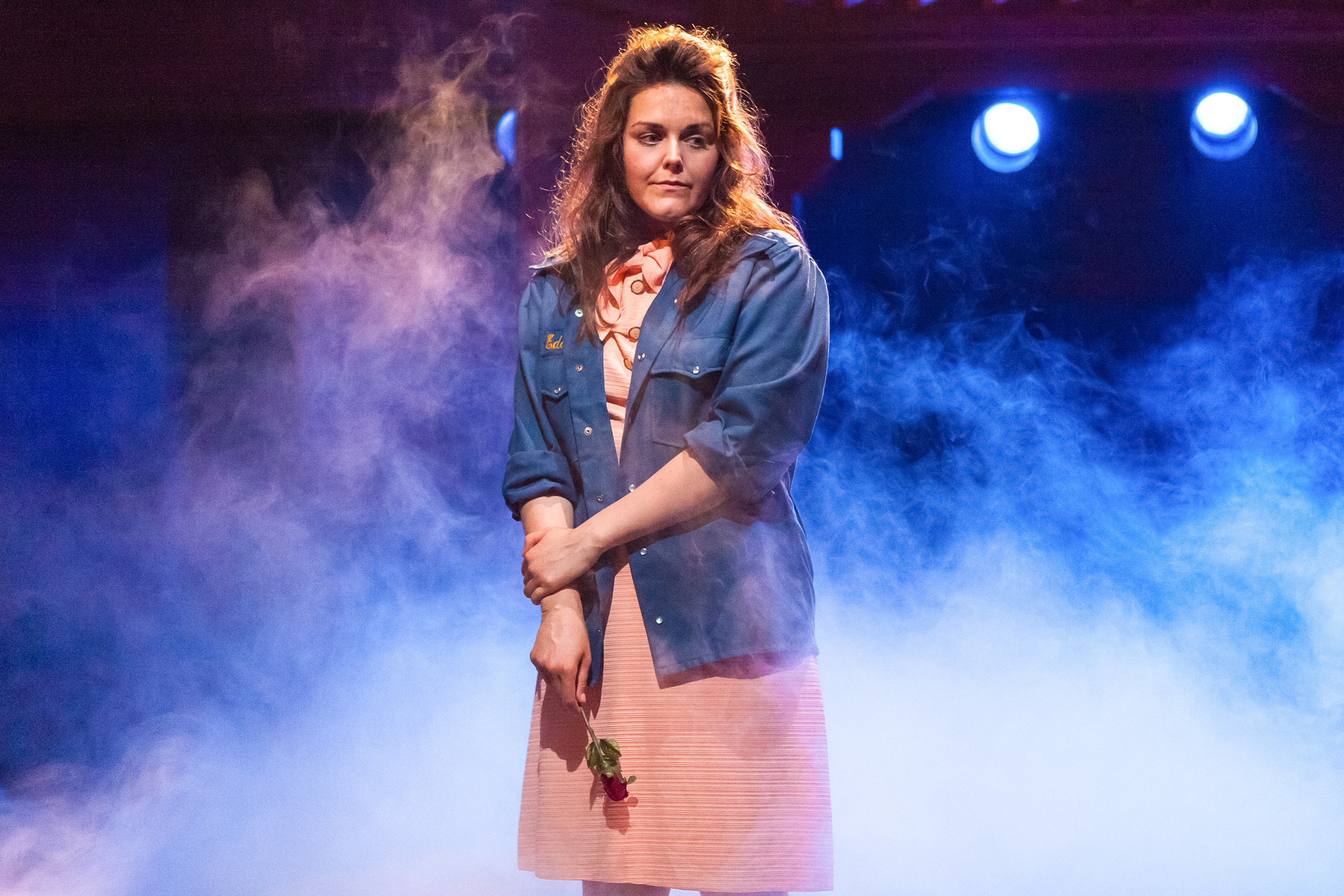 Dogfight 4 Laura Jane Matthewson (Rose Fenney) Photo Darren Bell