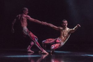 Dance production by the BalletBoyz to premier at Sadler's Wells on 10 October 2017. Choreographers Javier de Frutos, Craig Revel Horwood, Ivan Perez and Christopher Wheeldon have teamed up with composers Scott Walker, Charlotte Harding, Joby Talbot and Keaton Henson to create this piece.