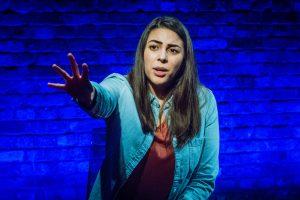 Hanna - Sam Potter - Papatango Theatre Company - Arcola Theatre