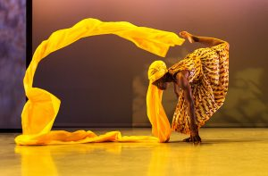 Uchenna Dance's The Head Wrap Diaries 2016 at the Place