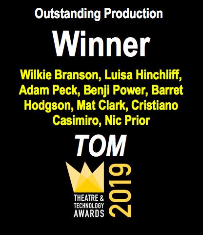 Outstanding Production Winner 2019 Social Media